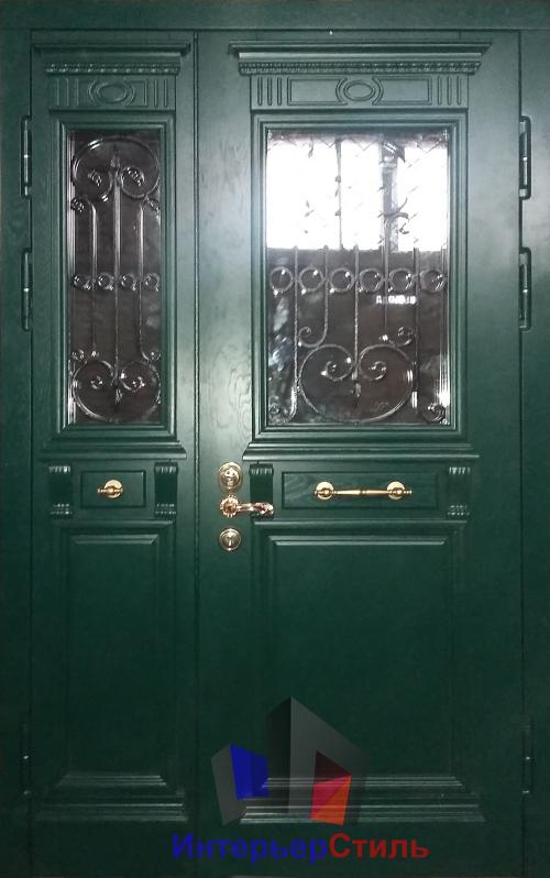 стальная дверь парадная