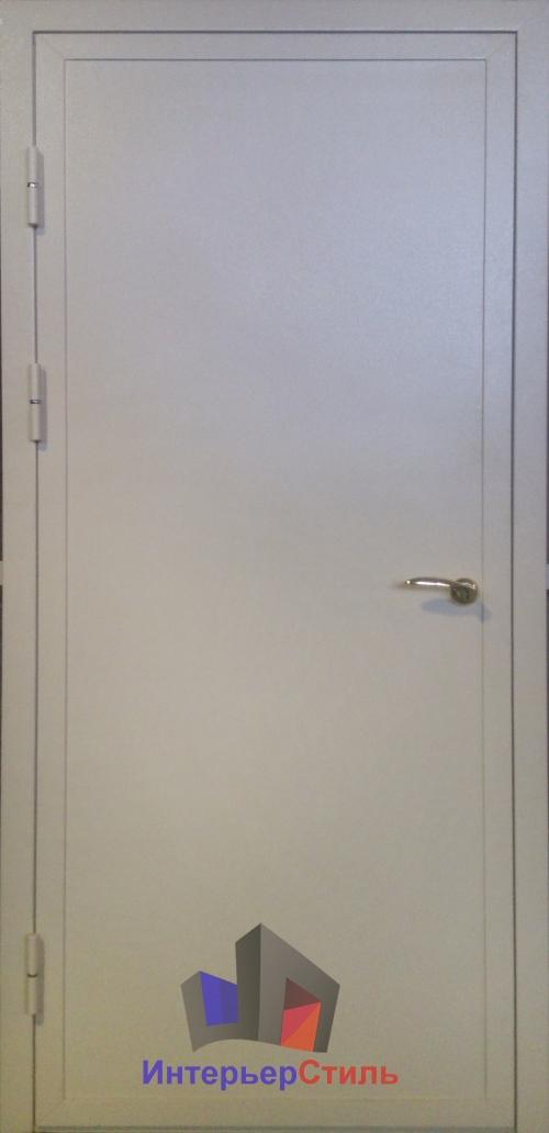 прайс на металлические порошковые двери
