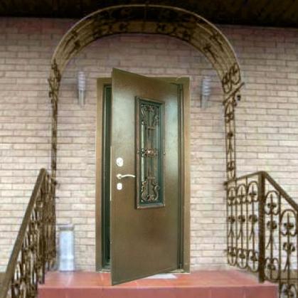 услуги по установить металлические двери в москве