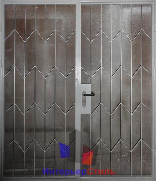 прайс лист на металлические решетки на двери