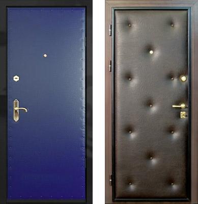 стальные двери дутая